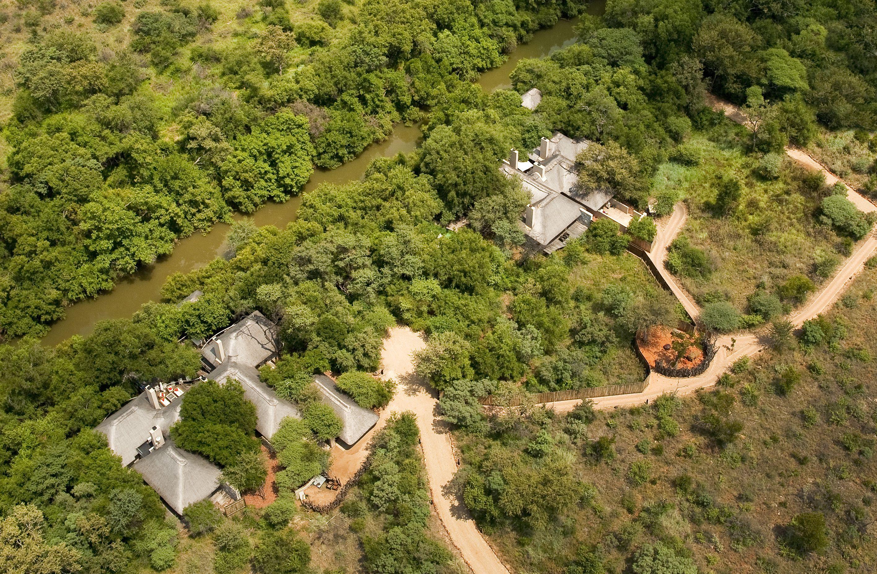 Morukuru River House, Rezerwat Madikwe