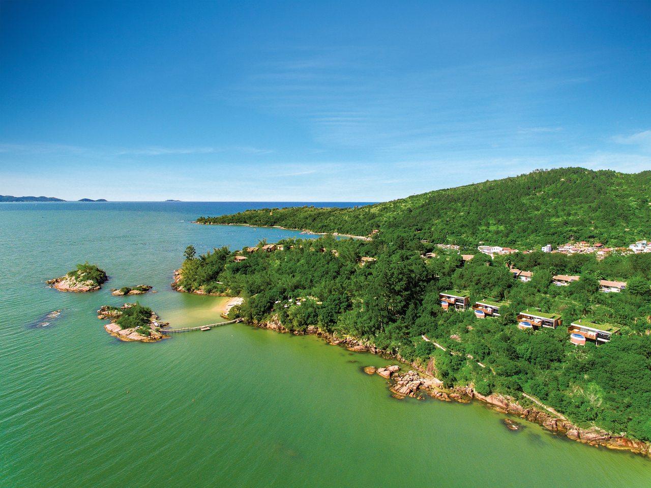 Ponta dos Ganchos Exclusive Resort, Santa Catarina