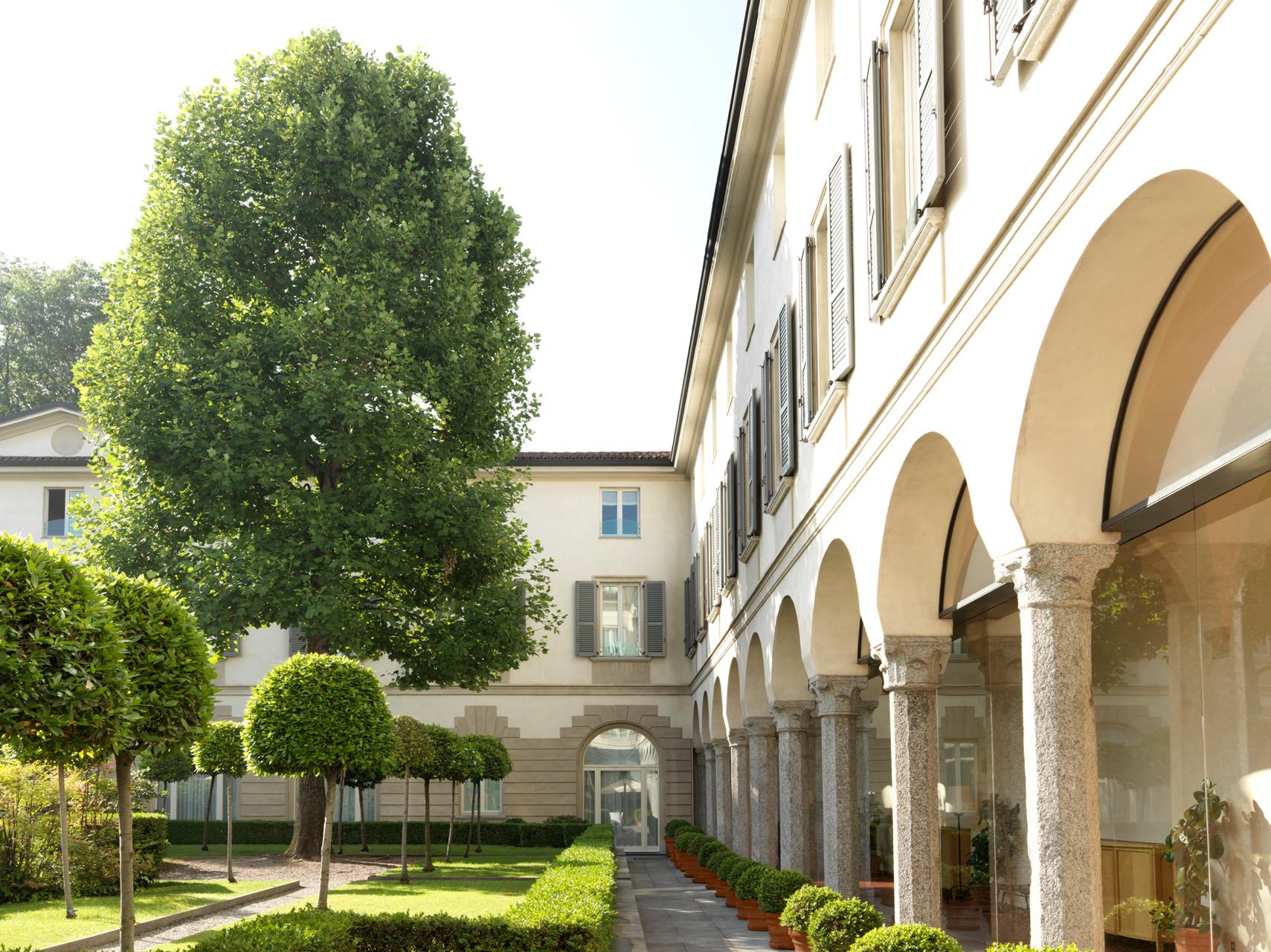 Four Seasons Hotel Milan, Mediolan