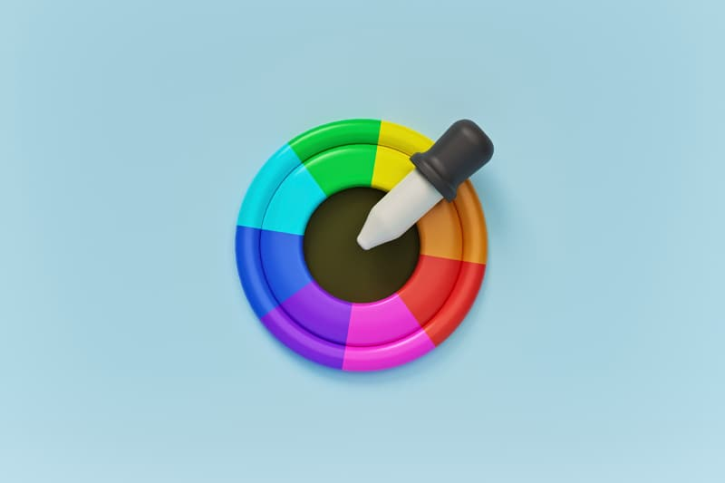 AR Business Card Designer tool