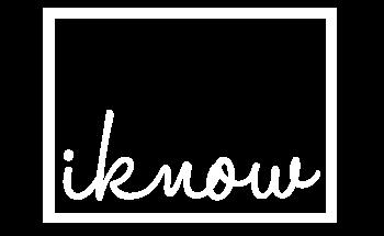 iknow logo white