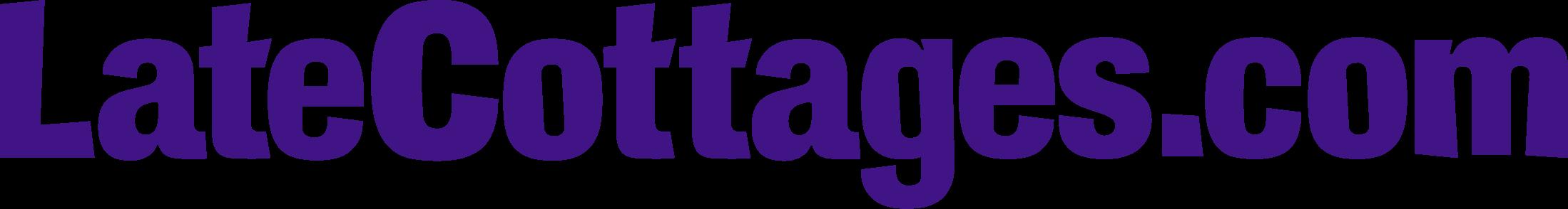 Late Cottages horizontal logo