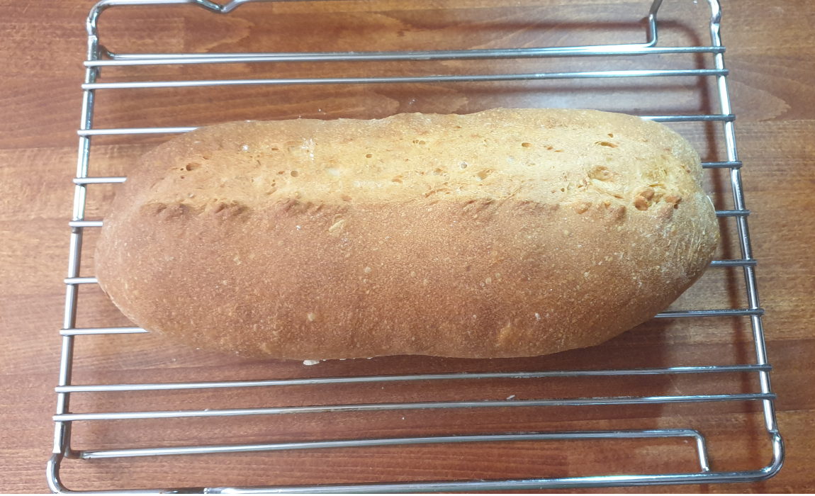 My finished loaf!