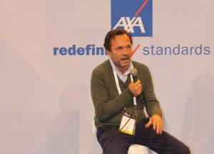 Rencontre Business Insider et Stéphane Guinet lors de Paris Fintech Forum 2017