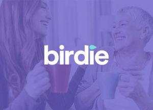 Birdie is born!