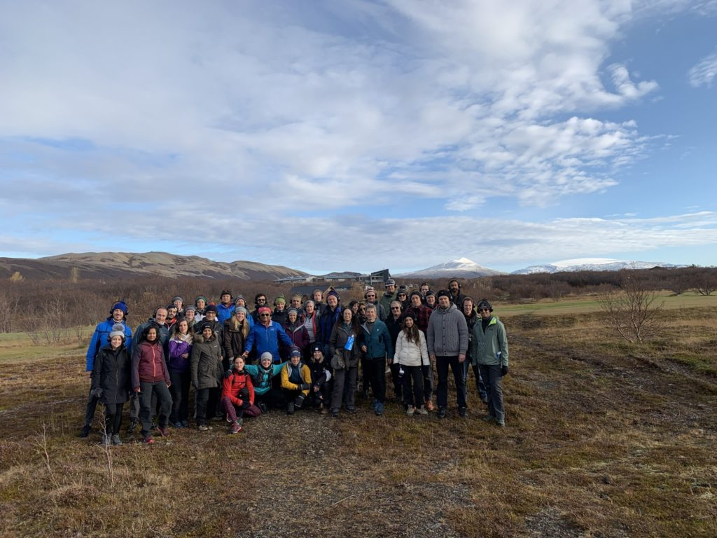 A weekend spent talking about the 'Future of Health' in the land of fire and ice