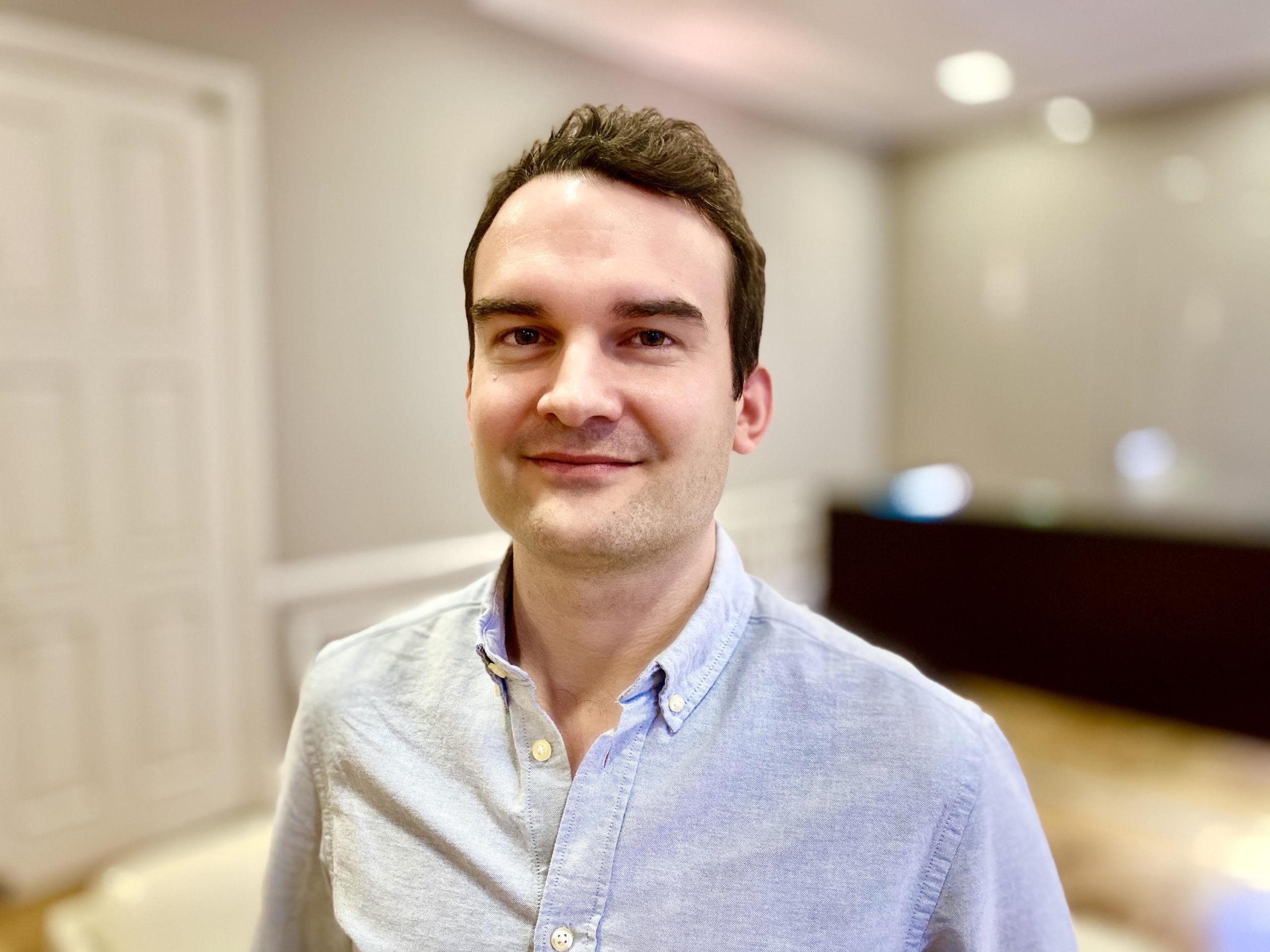 Meet Kamet's Newest Entrepreneur in Residence: Ben Prouty