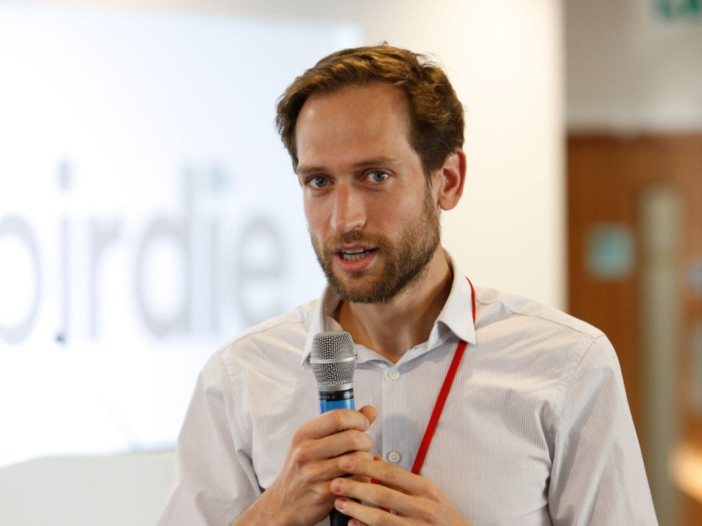 Birdie is helping address a $3.2 billion crisis in social care. Here's an exclusive look at the pitch deck it used to get AXA to back its Series A round.