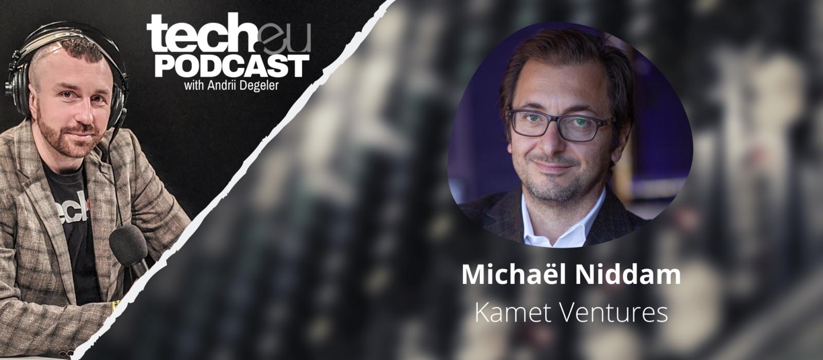 Tech.eu Podcast: Venture builder as a marketplace of ideas, with Michaël Niddam of Kamet Ventures