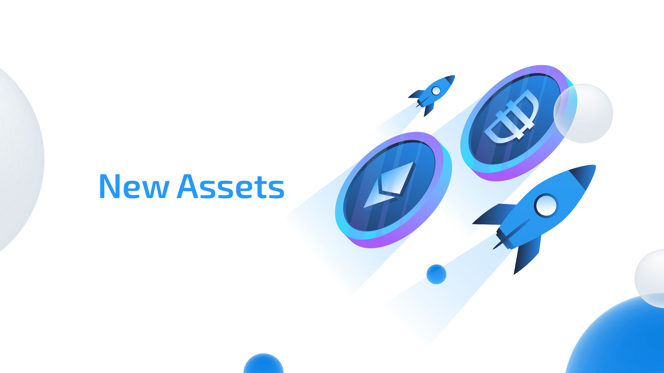 Introducing Two New Assets: Ethereum and Dai, and Weekly Interest Payouts
