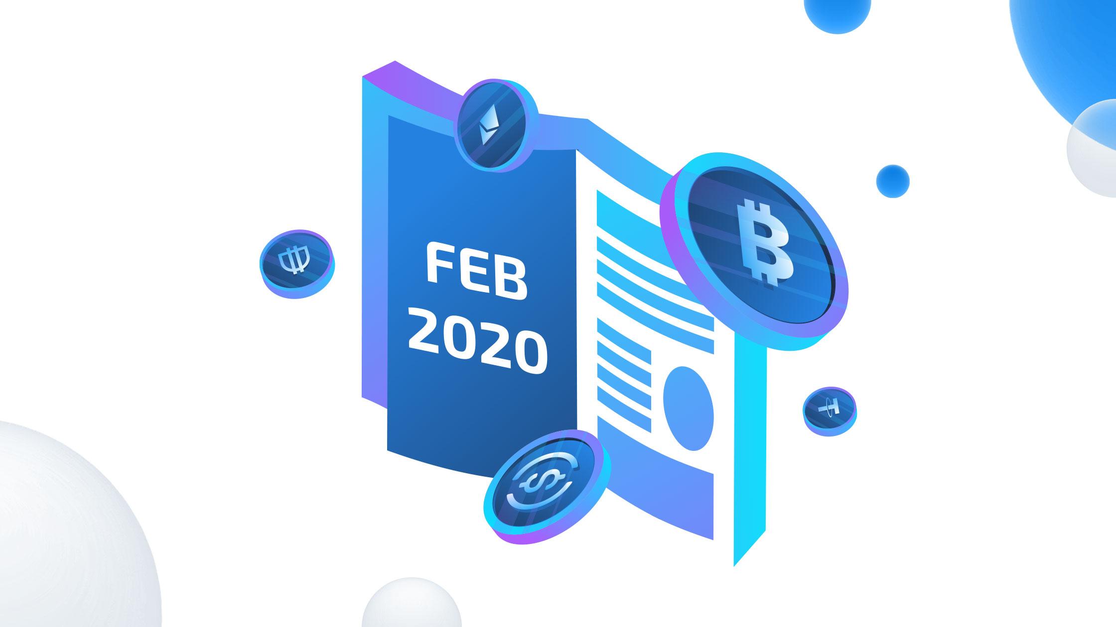Hodlnaut Newsletter — February 2020