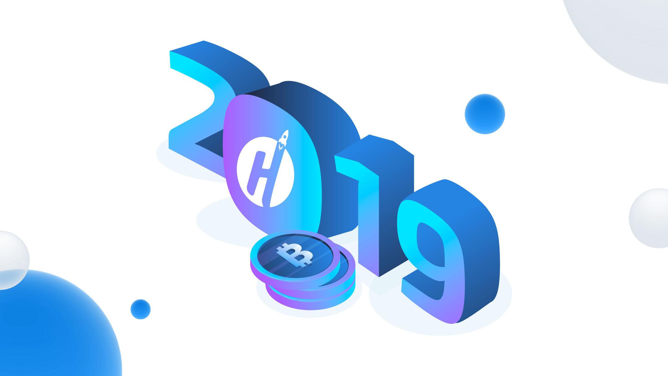 Bitcoin 2019 — Year of DeFi