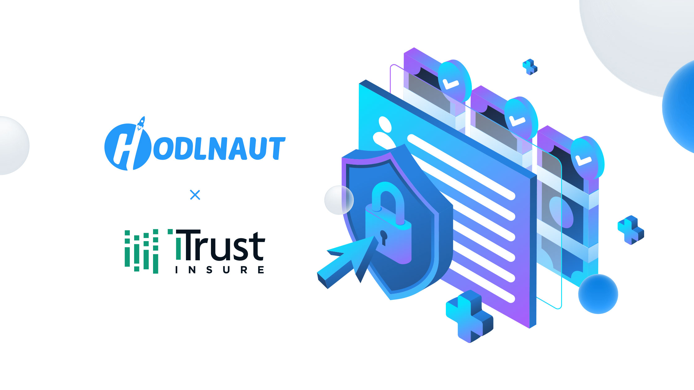 Breakthrough iTrust.Insure Integration Gives Hodlnaut Users Instant Access to Nexus Mutual Custody Cover
