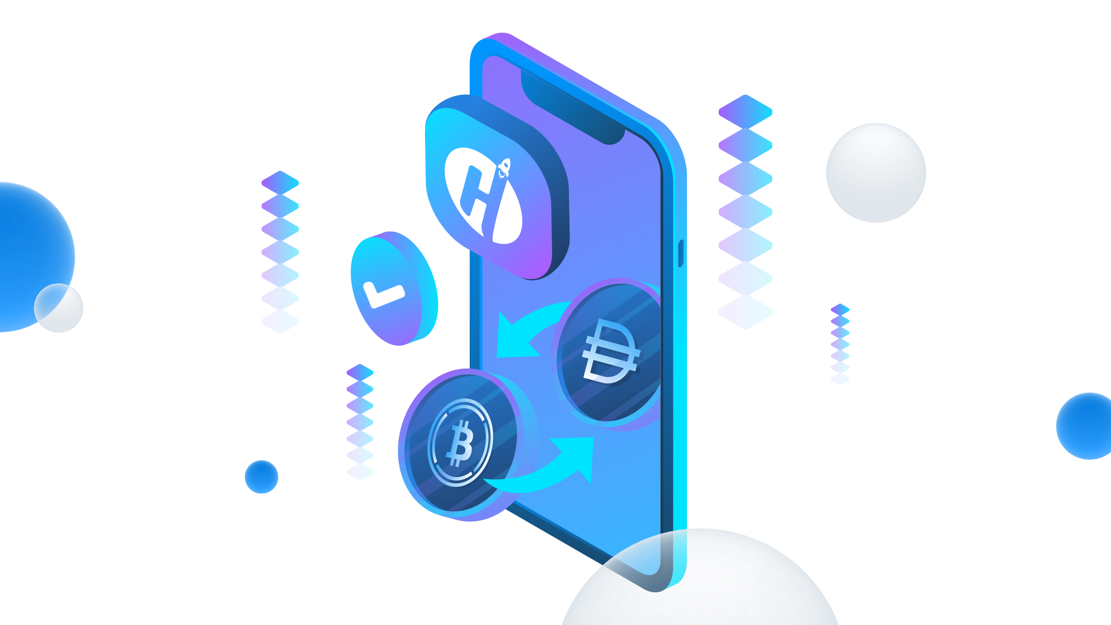 Hodlnaut Releases Token Swap Feature on its iOS App