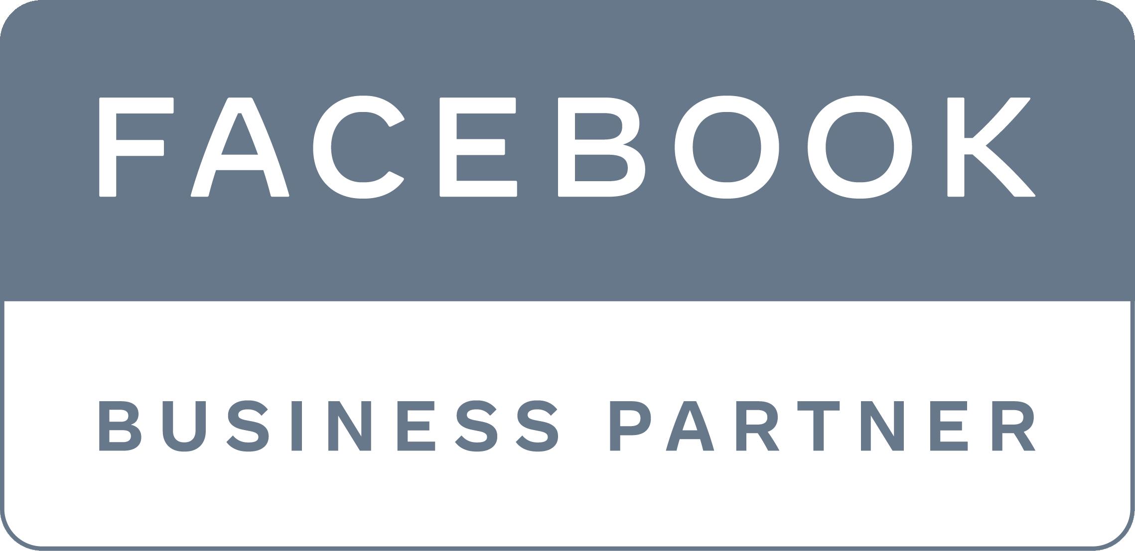 Facebook badge