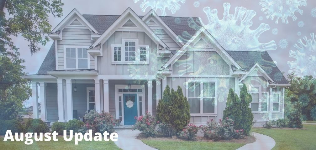 August Update: COVID-19's Impact on Real Estate Advertising on Facebook