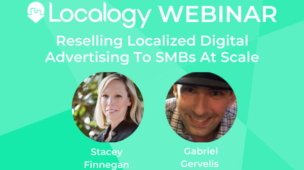 Reselling Localized Digital Advertising to SMBs at Scale