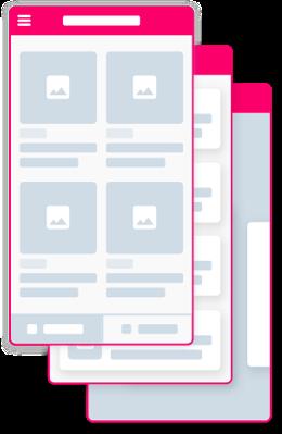 Grial UI Kit Flows Xamarin.Forms XAML