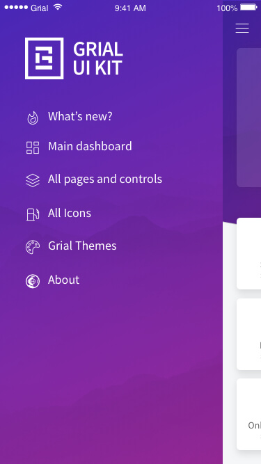 Get Grial UI Kit and build beautiful Xamarin.Forms apps.