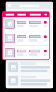 Grial UI Kit Data Grid Xamarin.Forms XAML