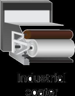 Industrol coater