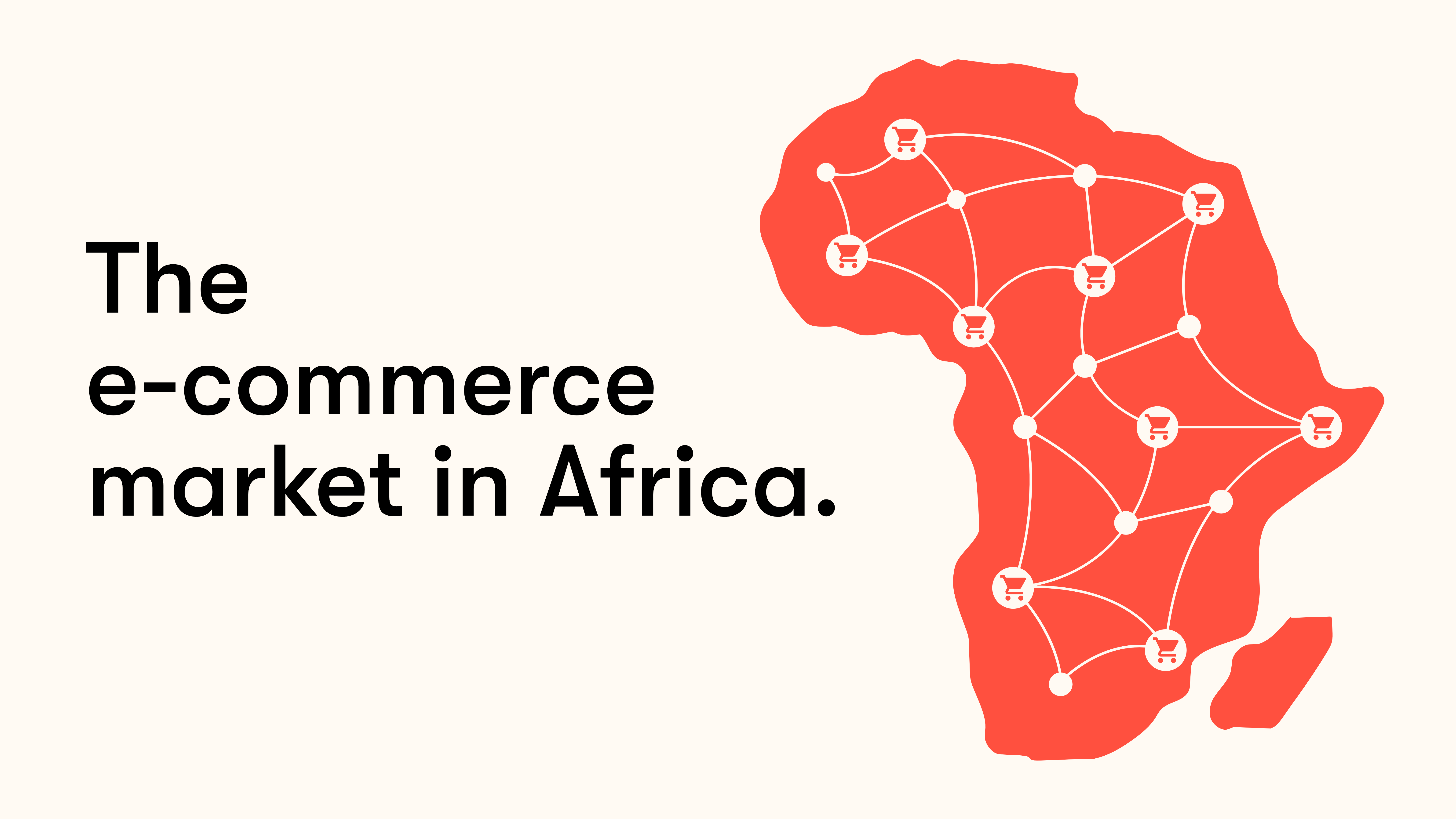 The e-commerce market in Africa