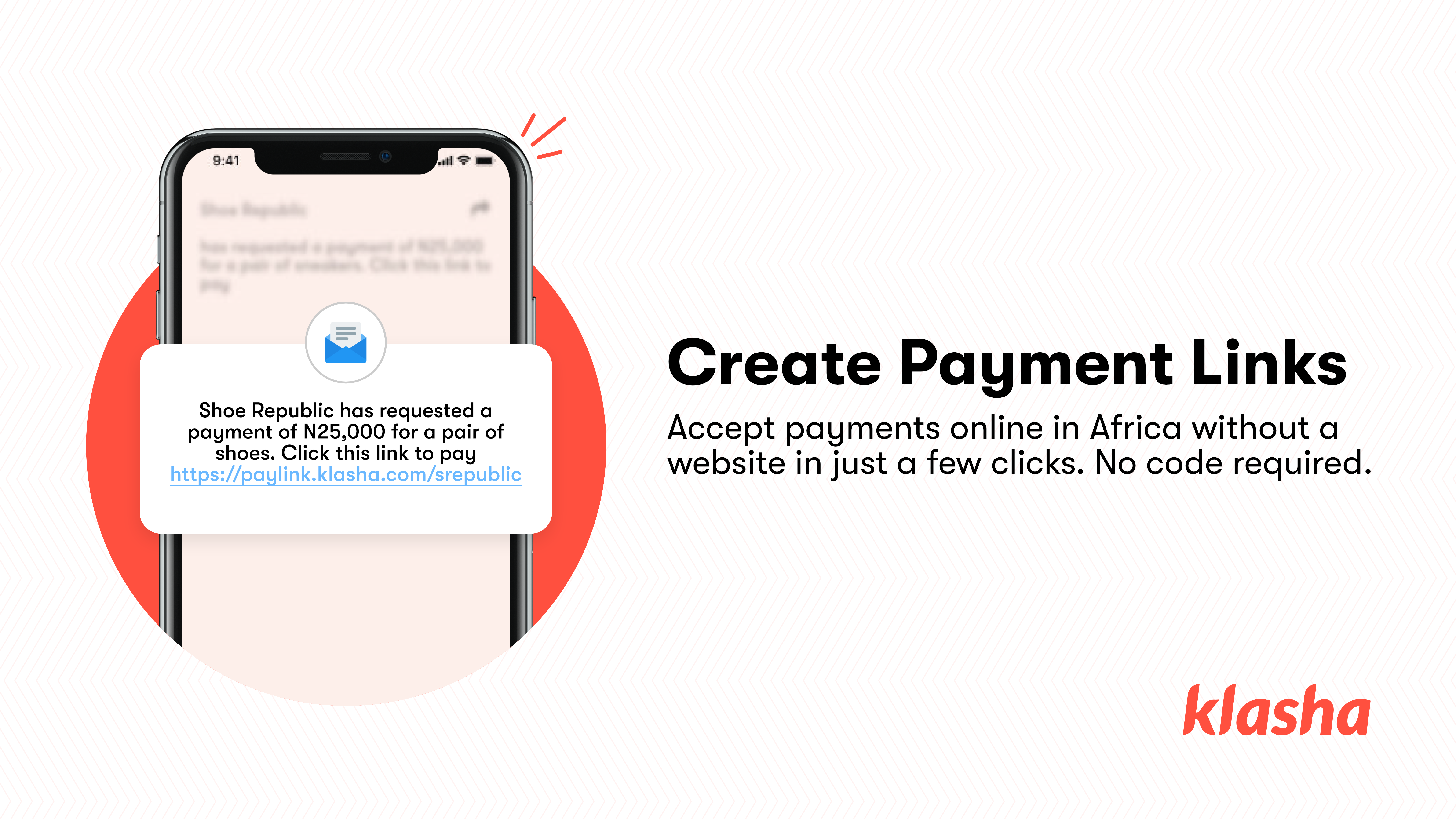Klasha launches Payment Links - a no-code option to accept payments from Africa