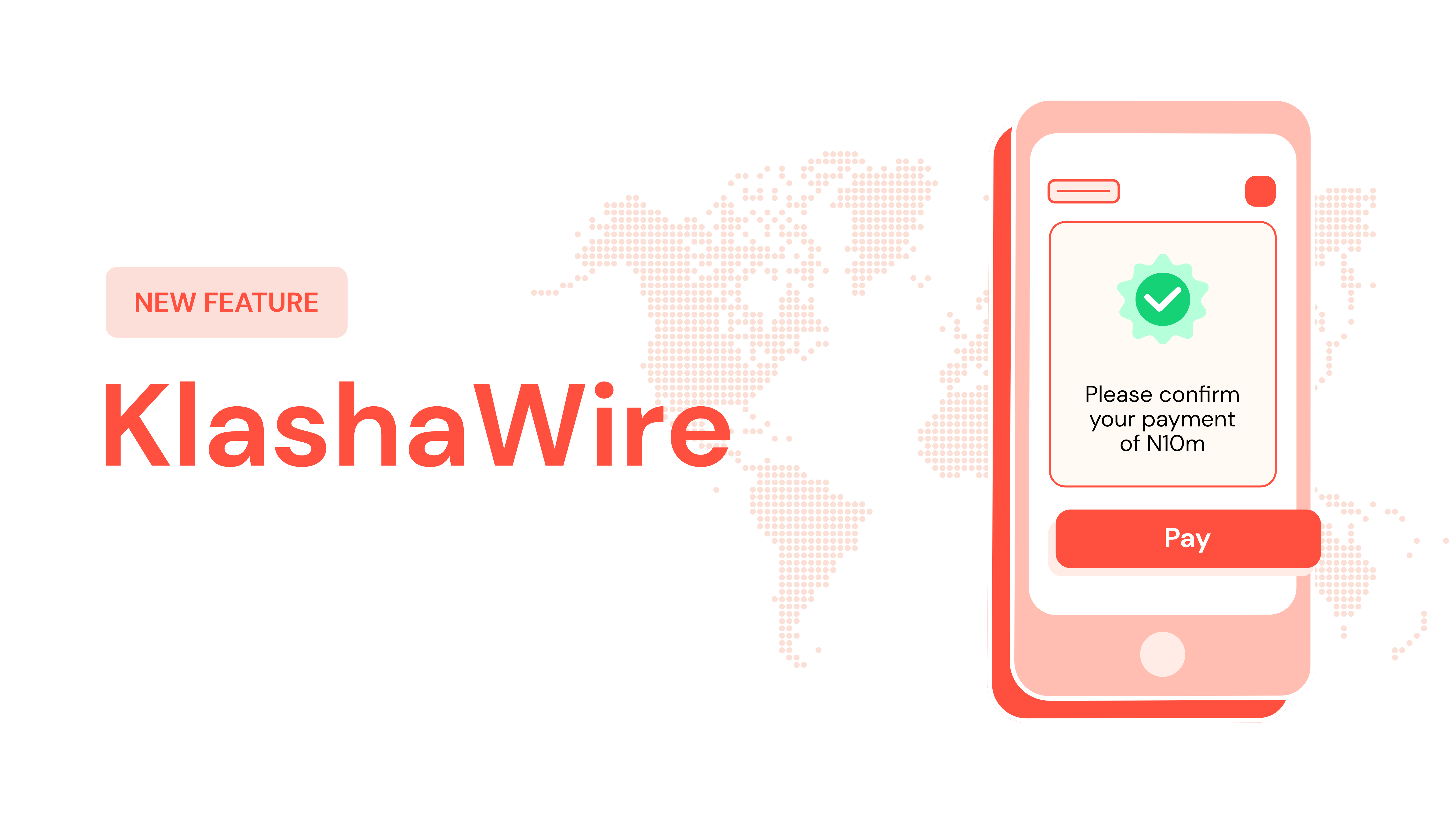 Send large payments to the UK, US and China with KlashaWire