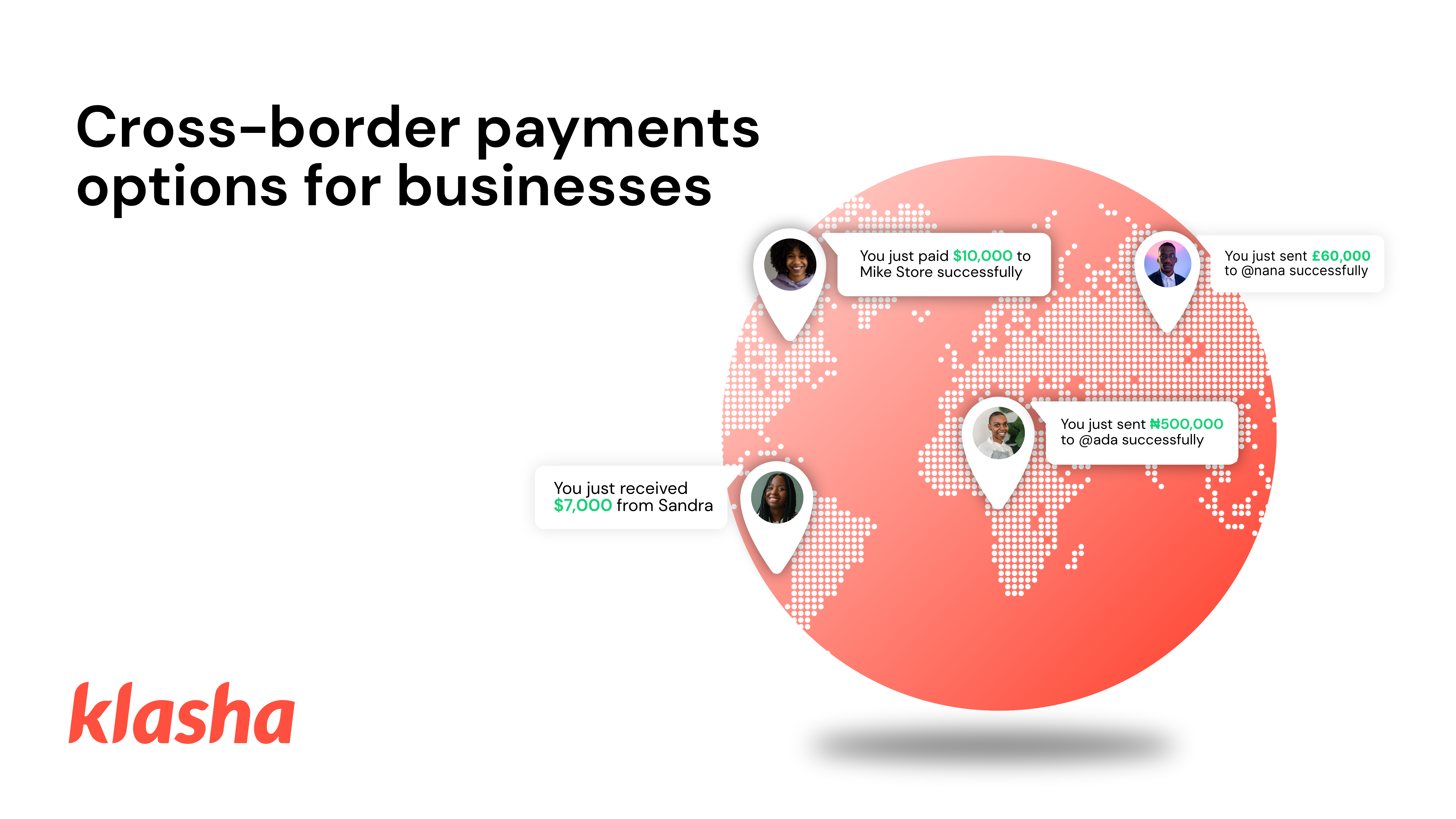 Cross-border payments options for businesses