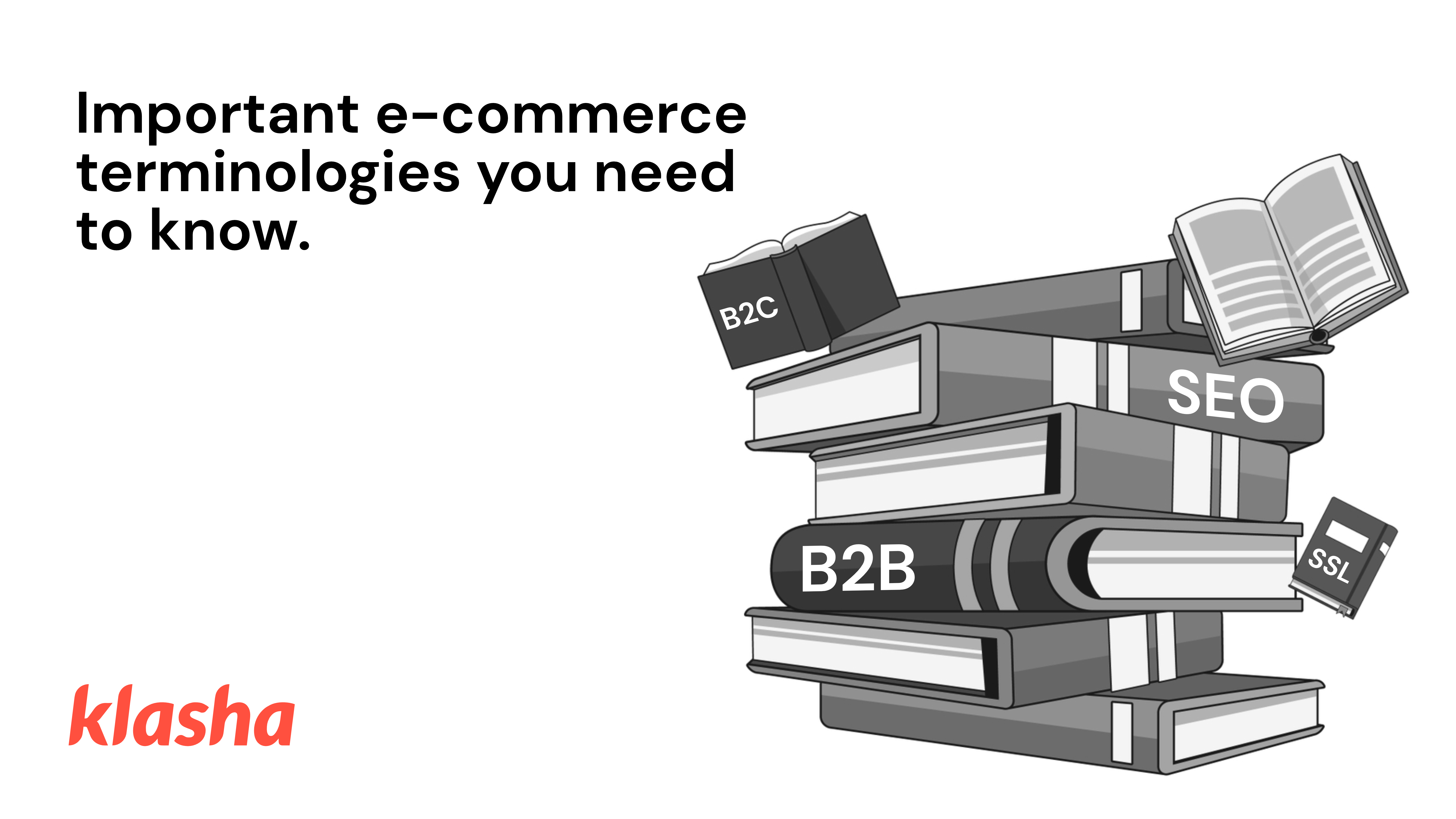 Important e-commerce terminologies you need to know