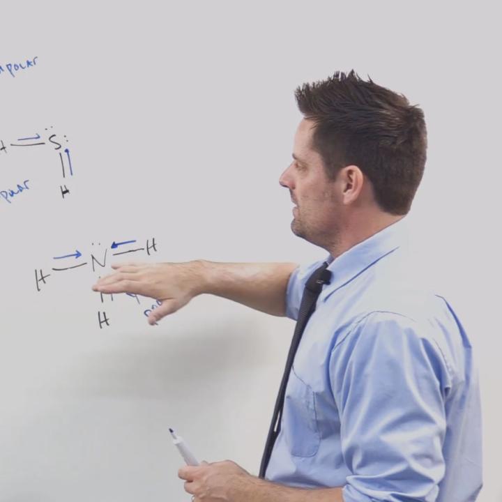 Mike Christiansen teaching Organic Chemistry