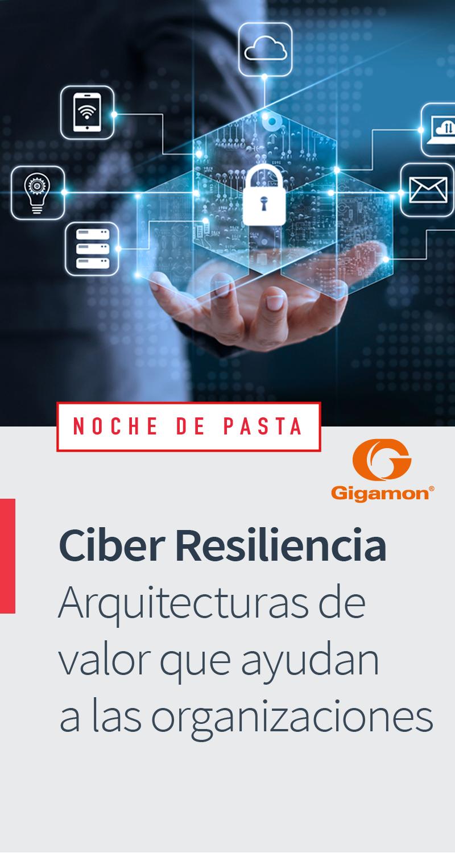 Noche de Pasta | Ciber-resiliencia