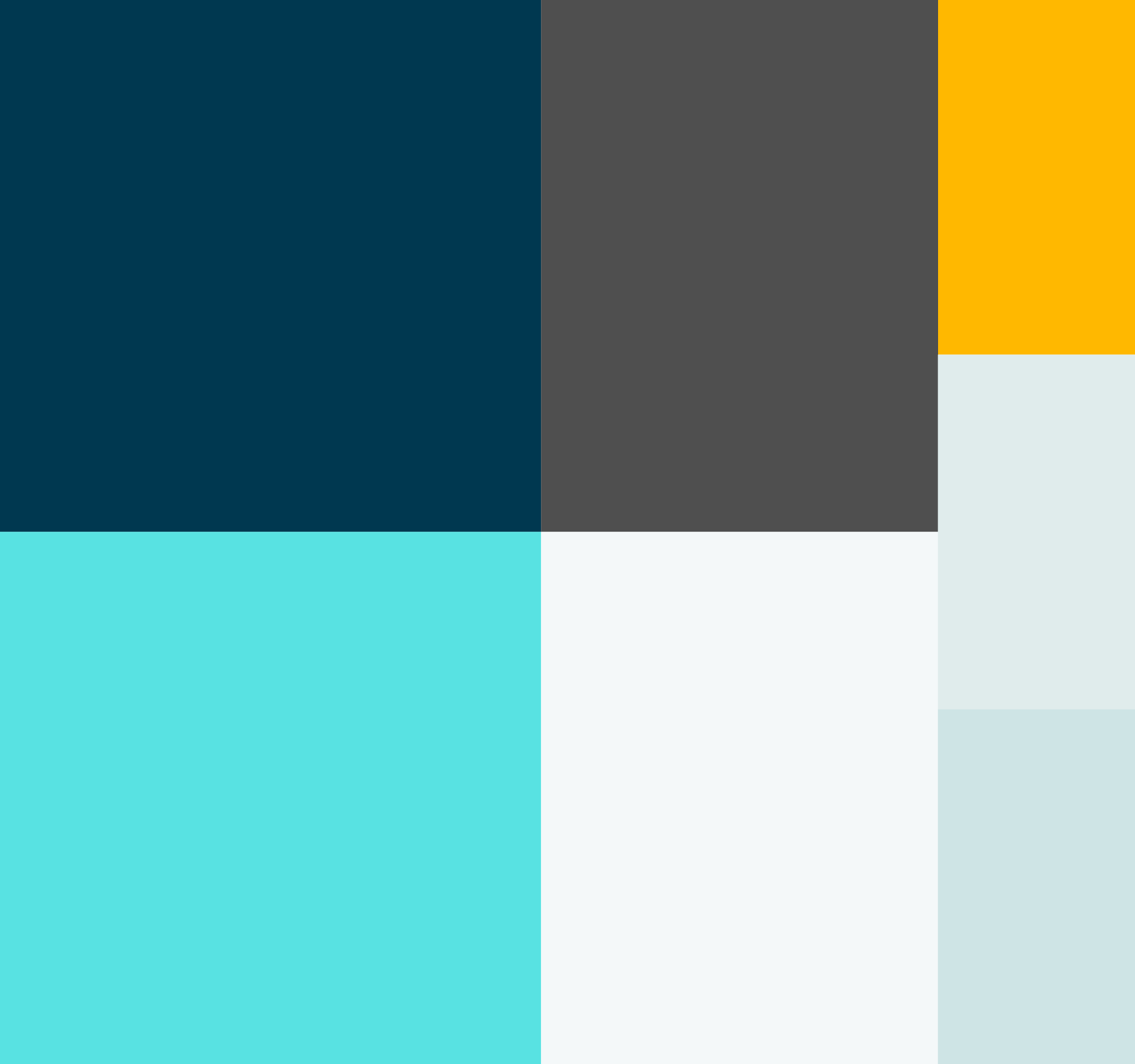 Updated color palette