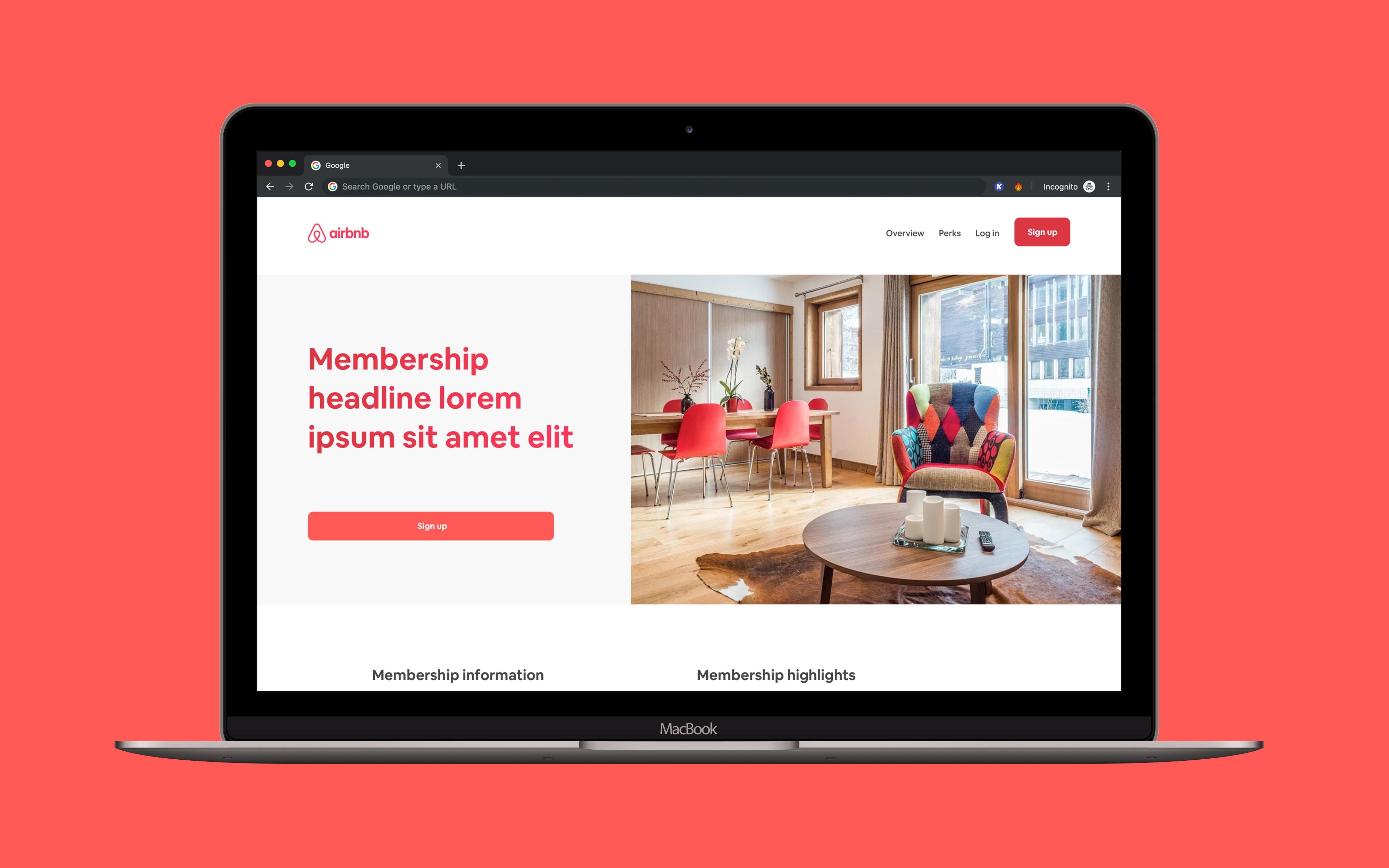Airbnb membership flow cover image