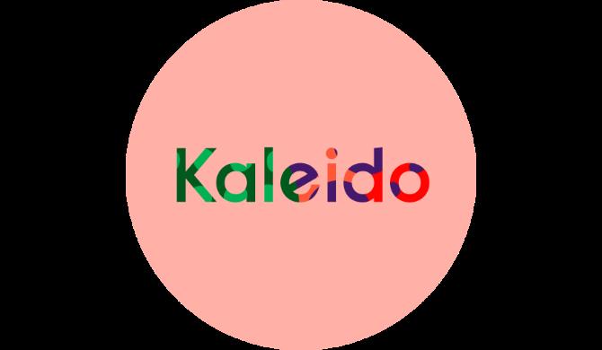 Kaleido rolls logo