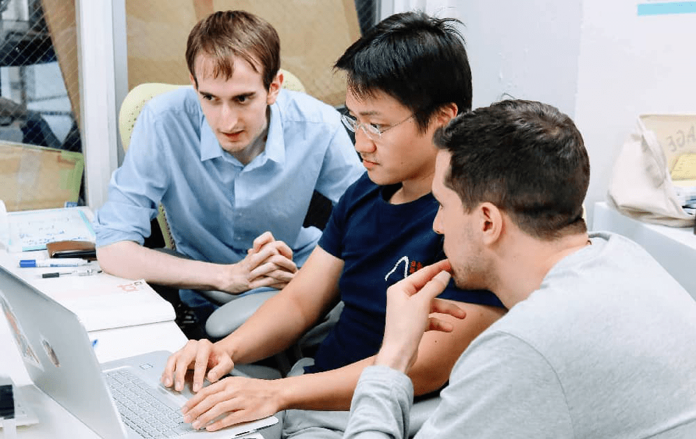 Pair Programming in Intro to Programming Course