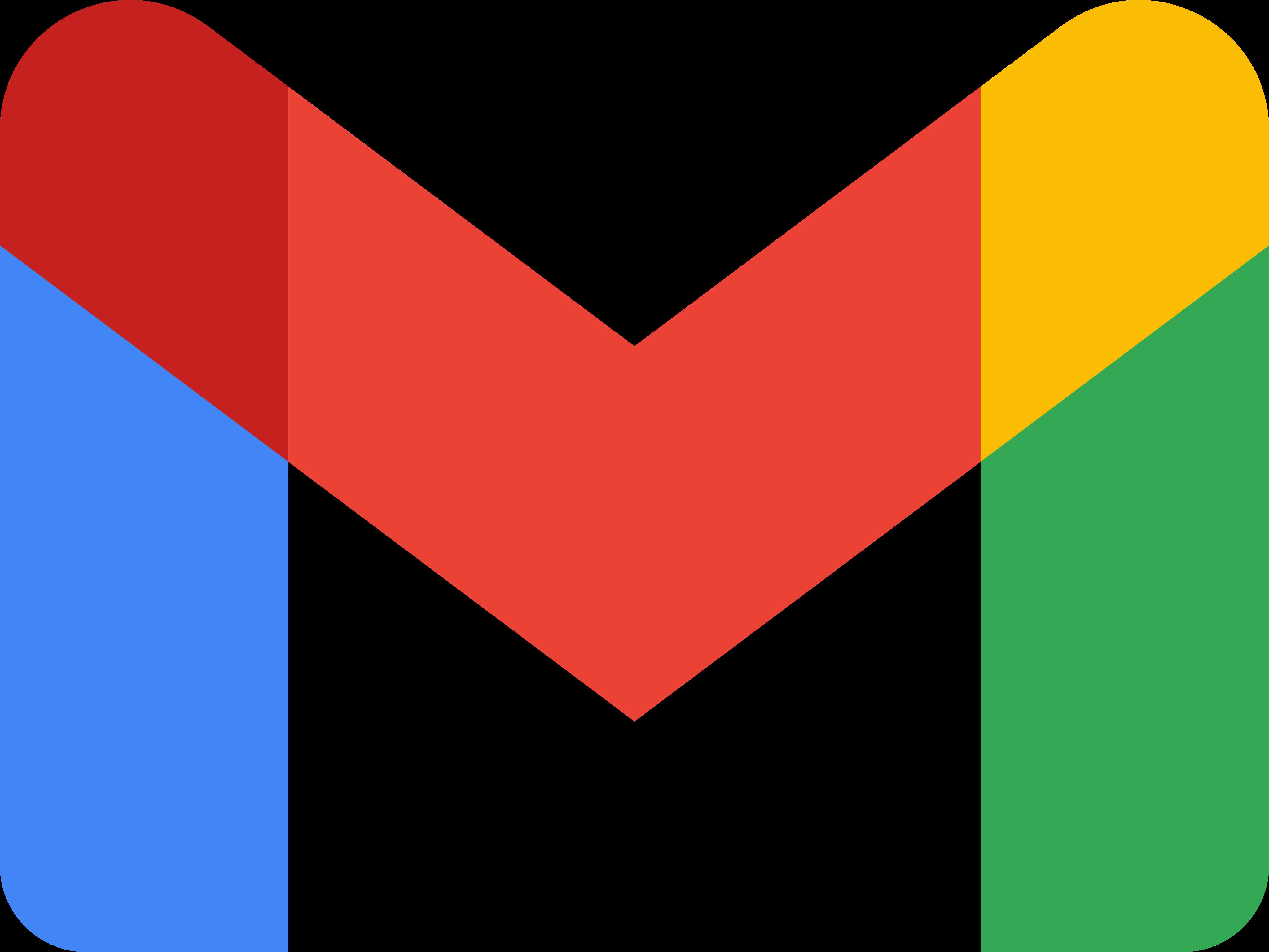logo gmail status page