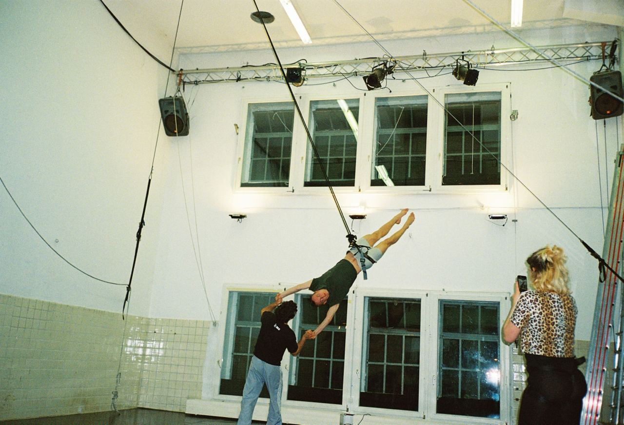 splitterkomplex Training / Probe