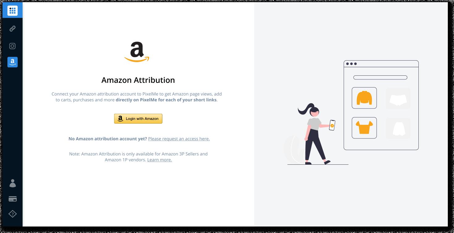 Connect Amazon Attribution