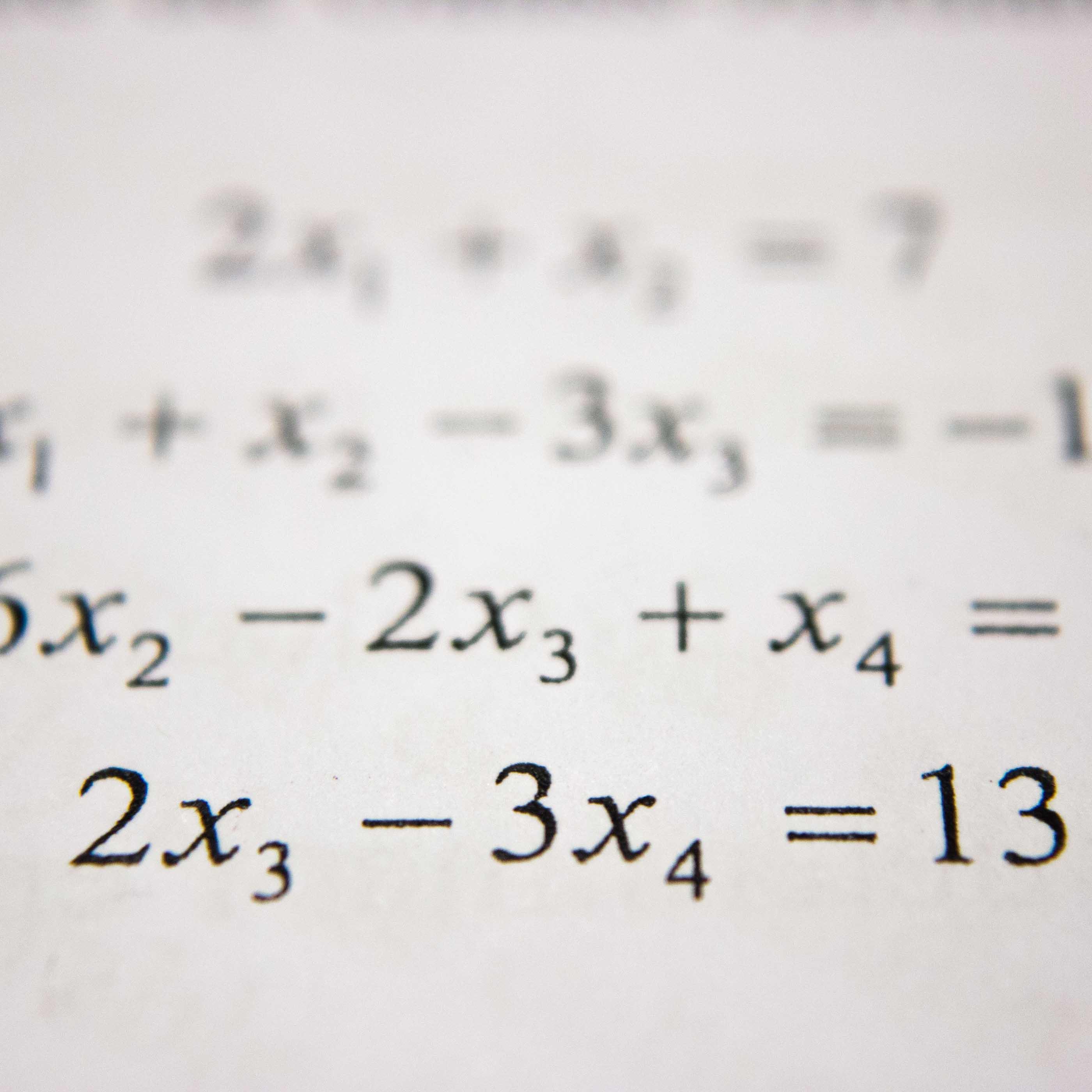 Physics & Maths