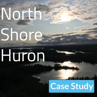 North Shore Huron: North Bay Area Landscape