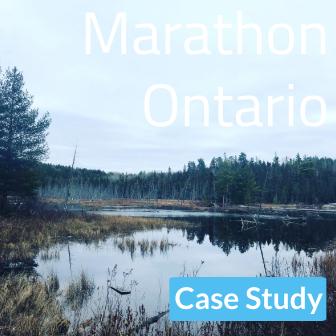 Northern Landscape: Marathon Ontario