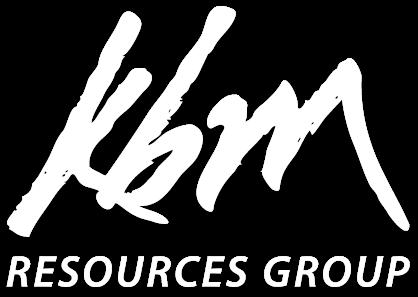 KBM Resources Logo