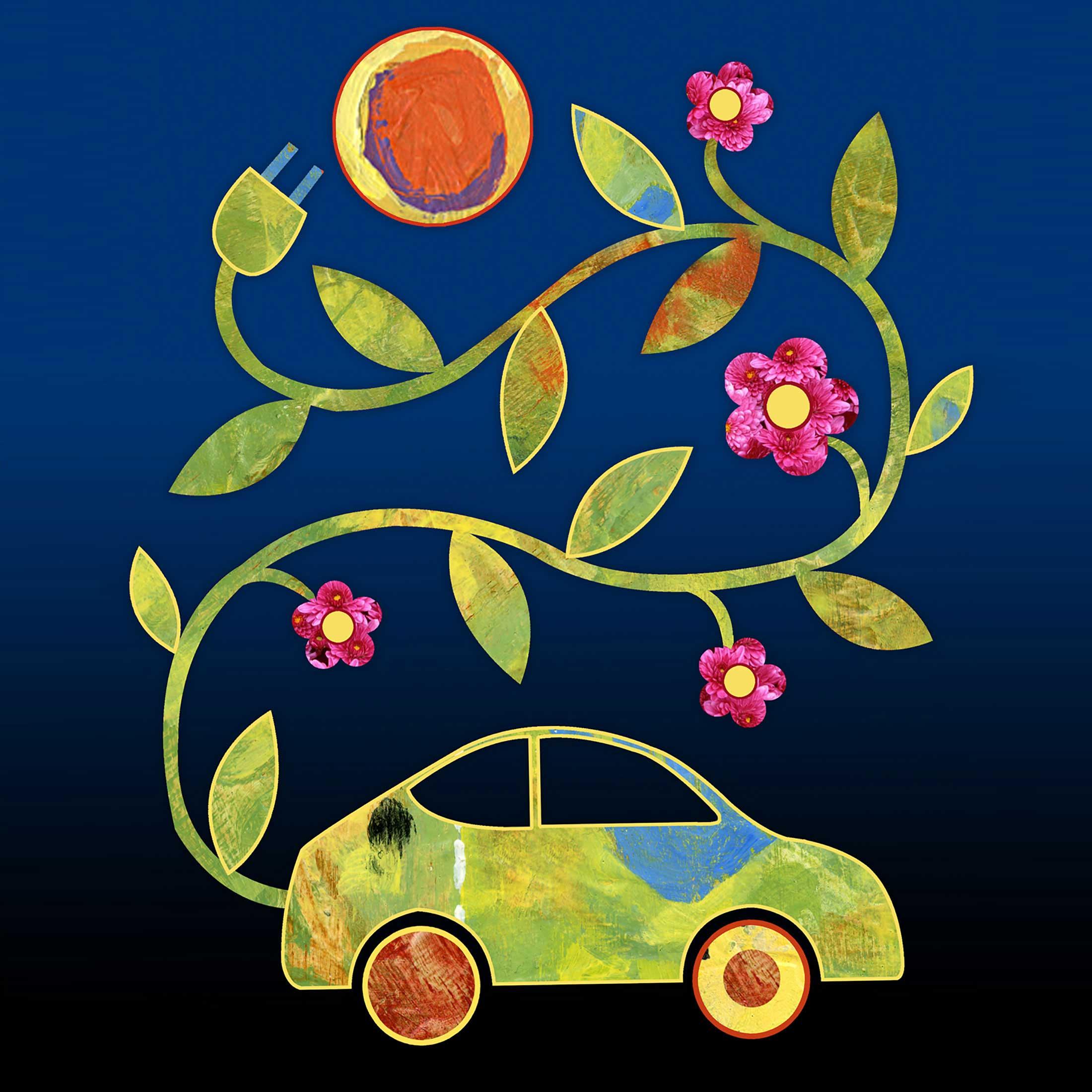 Jim Dryden / Electric Car