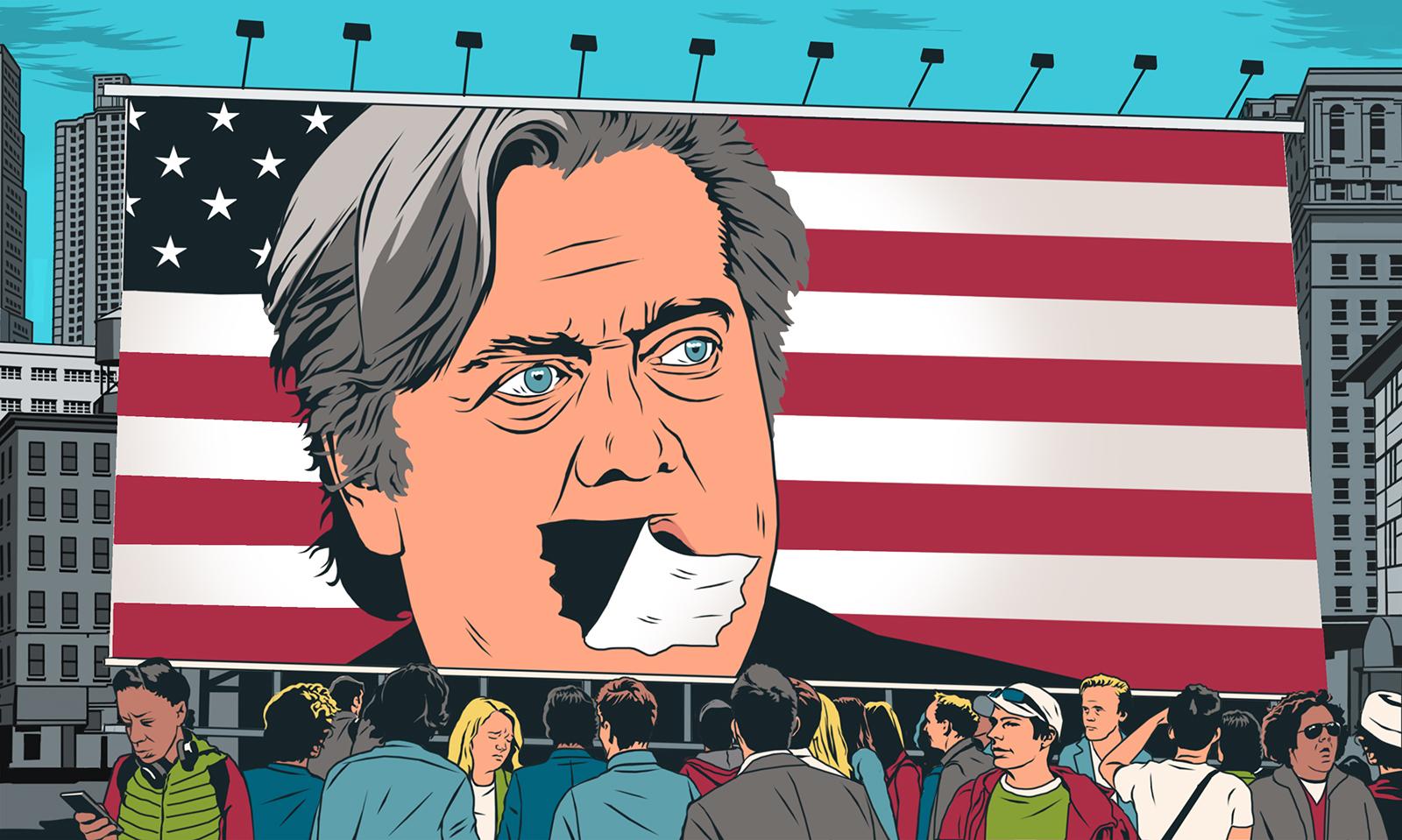 Bill Butcher / Free Speech / Financial Times