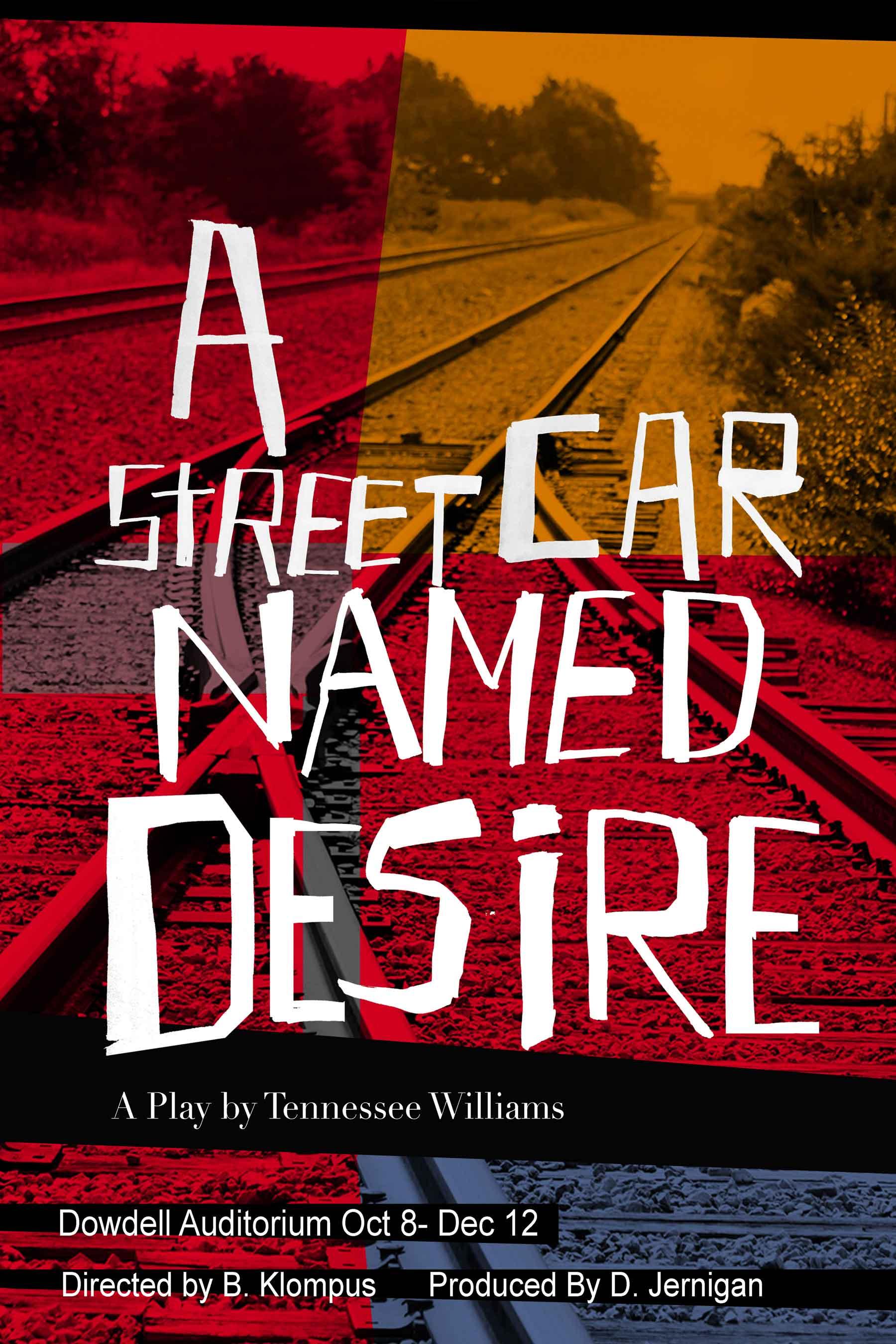 Anastasia Vasilakis / A Street Car Named Desire