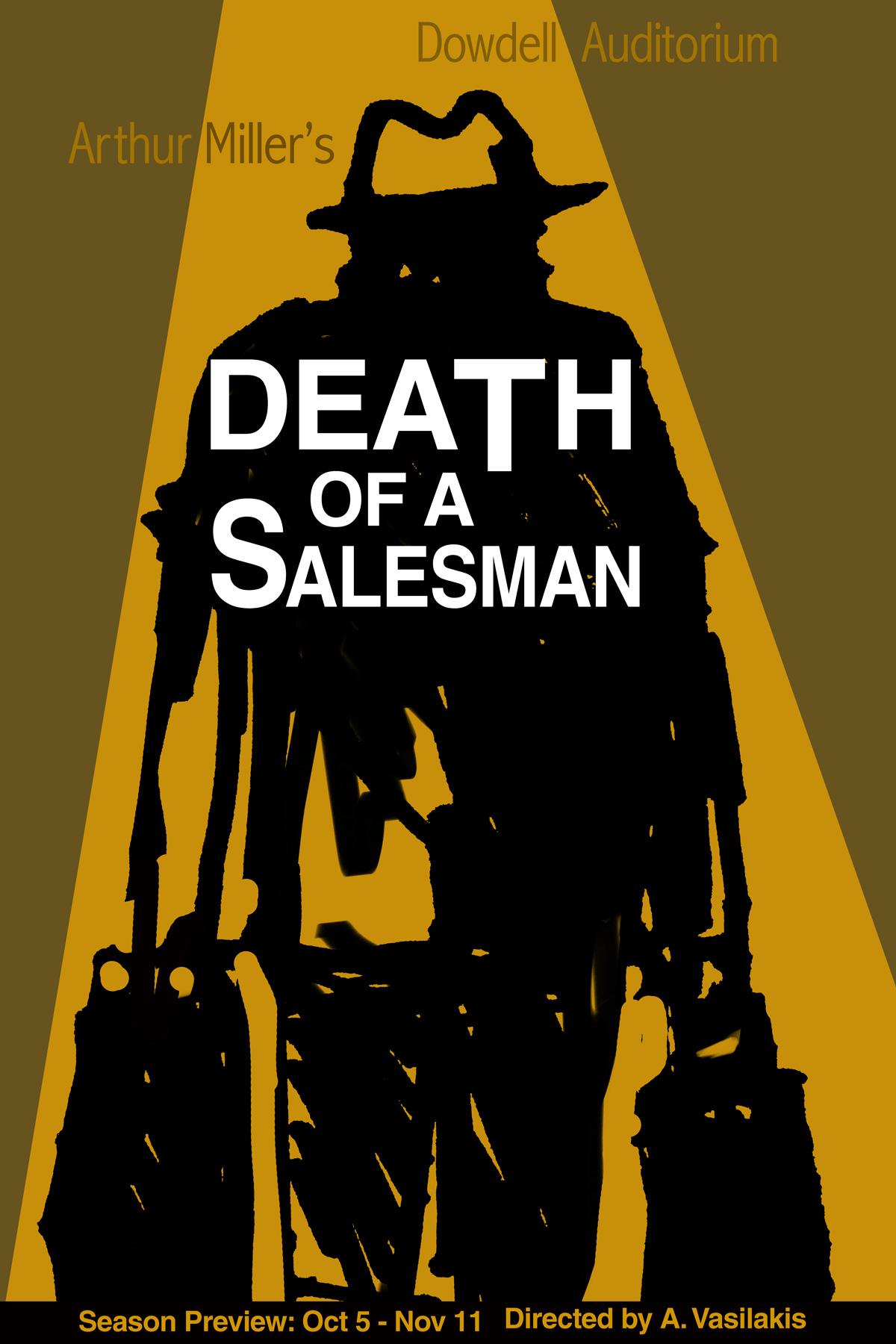Anastasia Vasilakis / Death of a Salesman