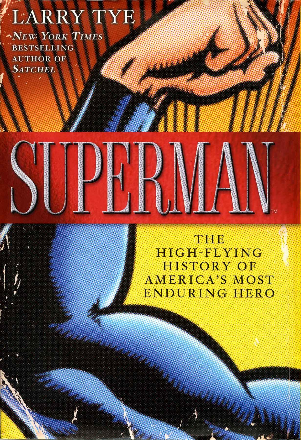 Arlen Schumer / Superman / Book Cover / Stock Illustration