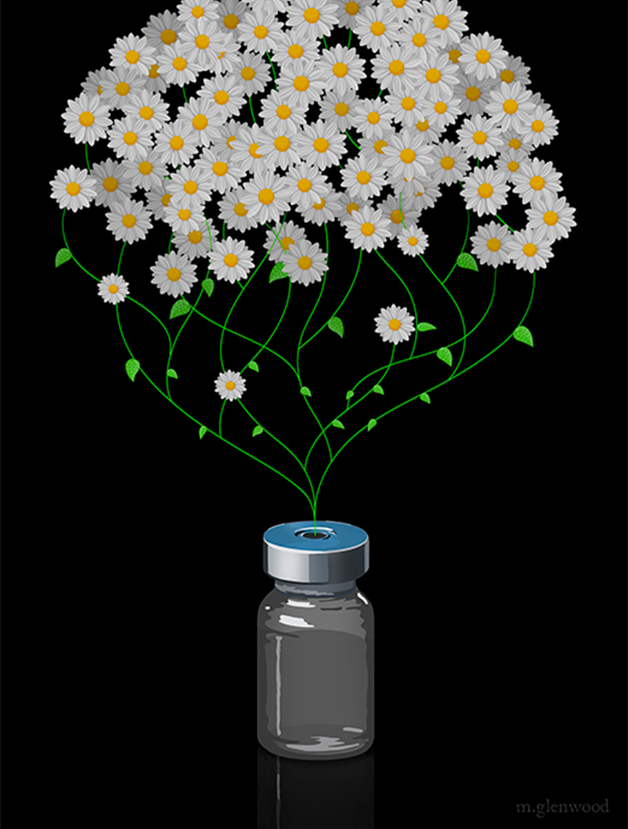 Michael Glenwood / Springtime Vaccine