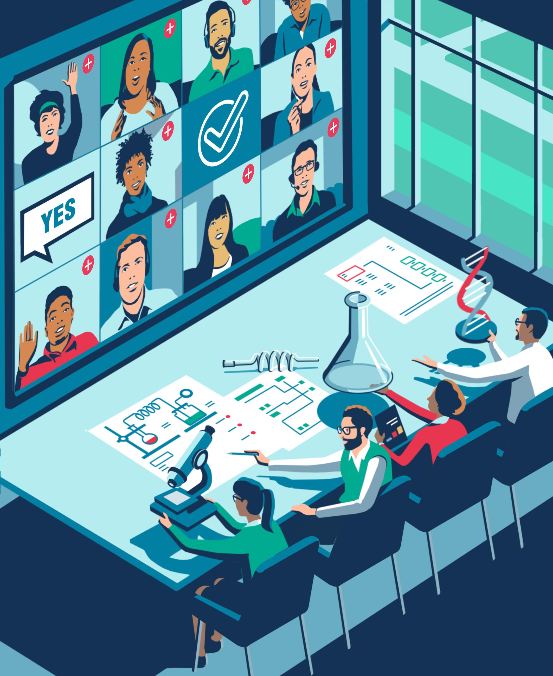 Bill Butcher / Virtual Meeting / The Box